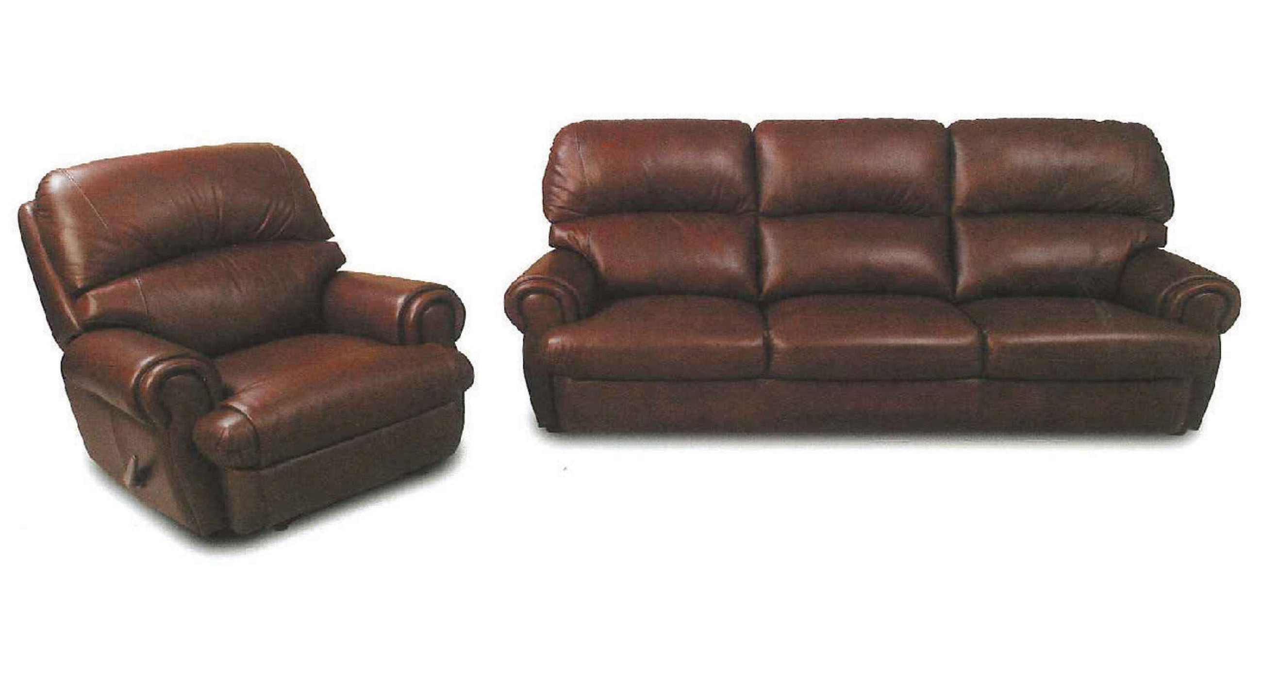 Alto Reclining Sofa and Chairs
