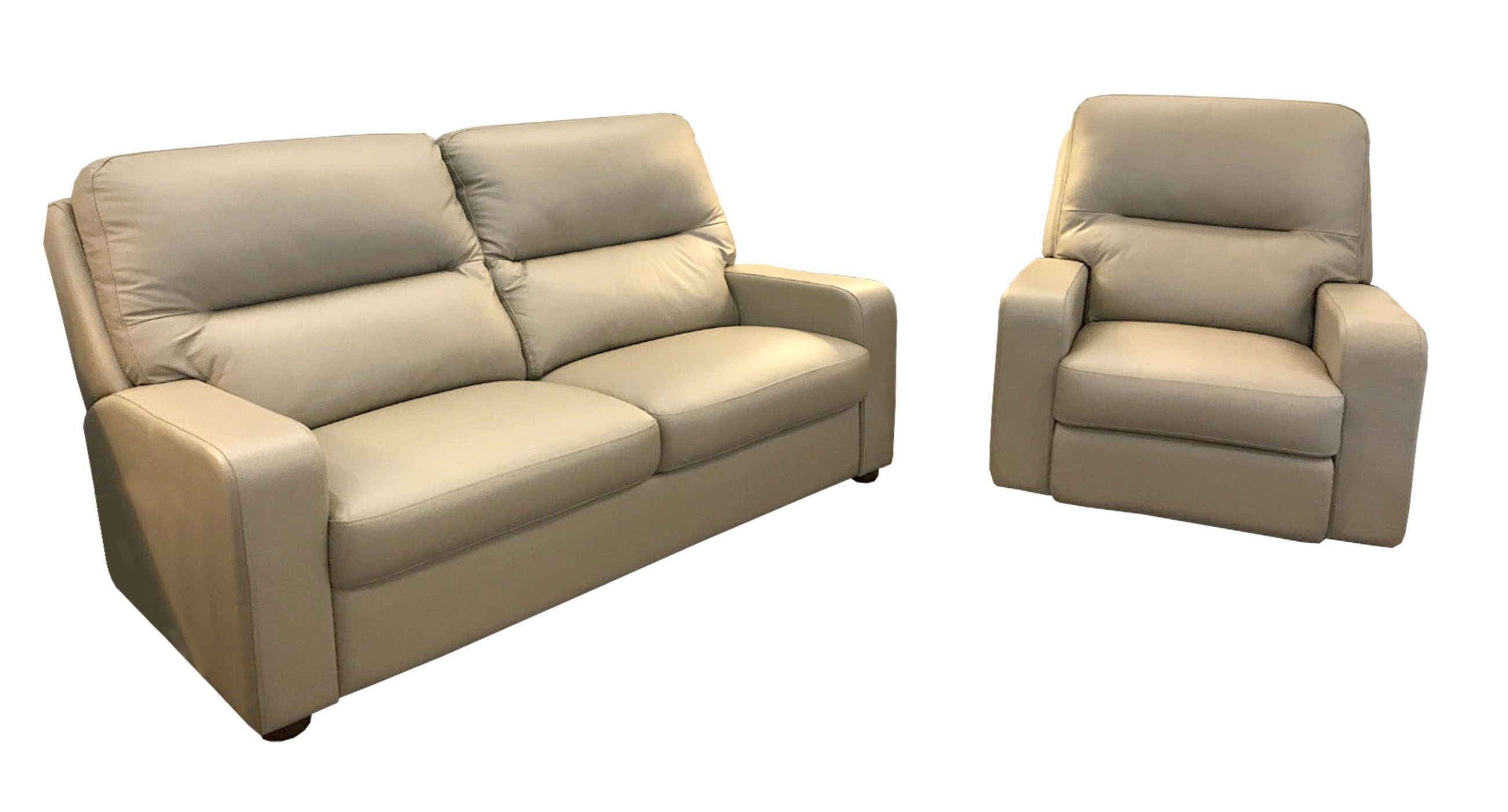 Calvin V2 Reclining Sofa and Chairs