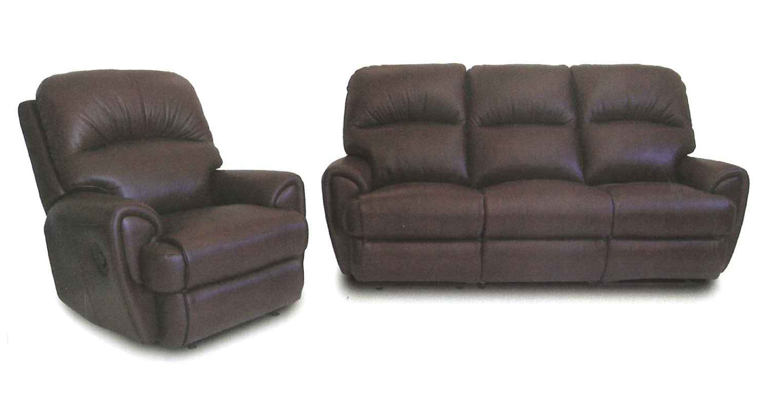 Glen Reclining Sofa and Chairs