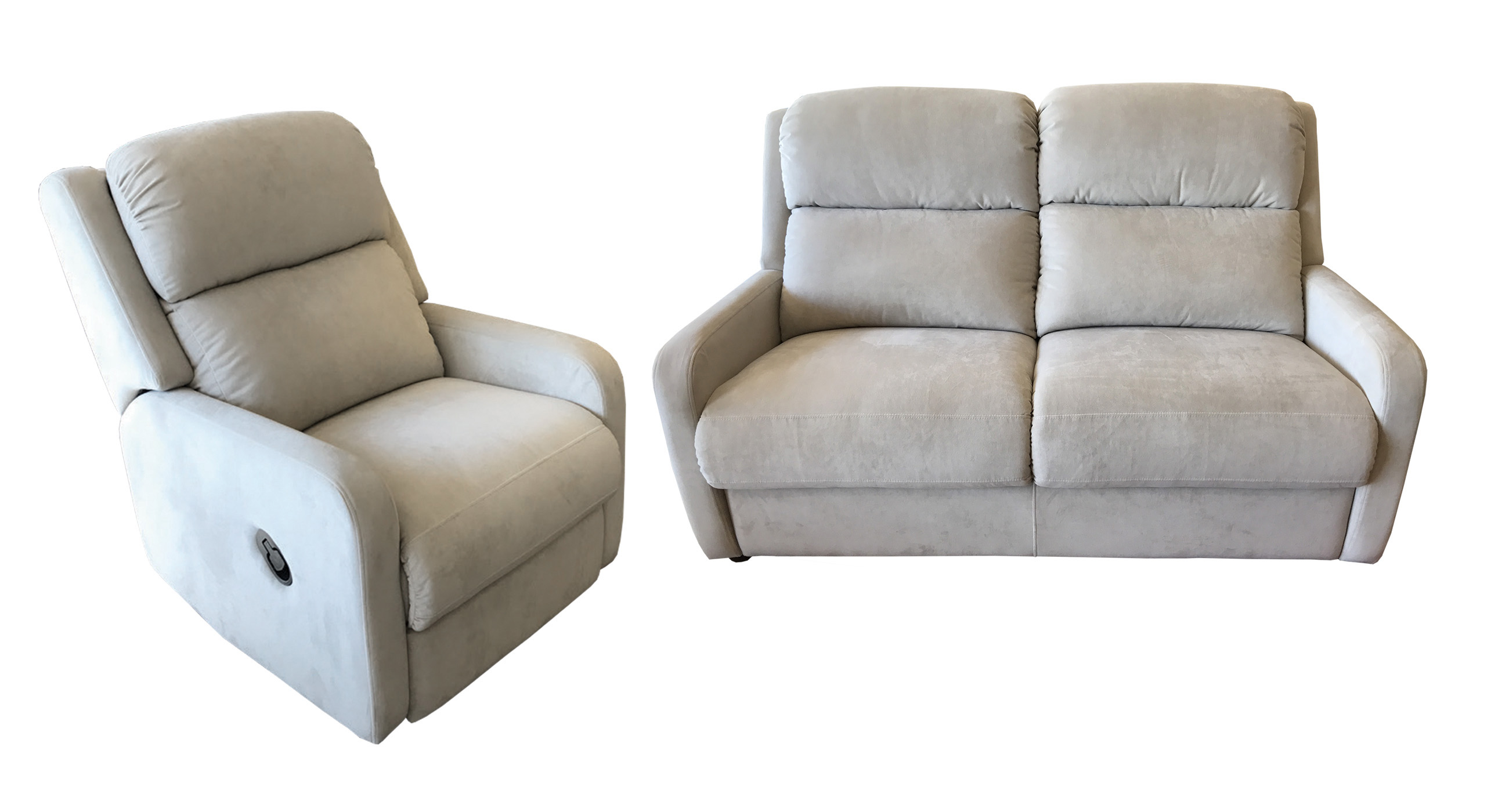 Haley Reclining Sofa and Chairs