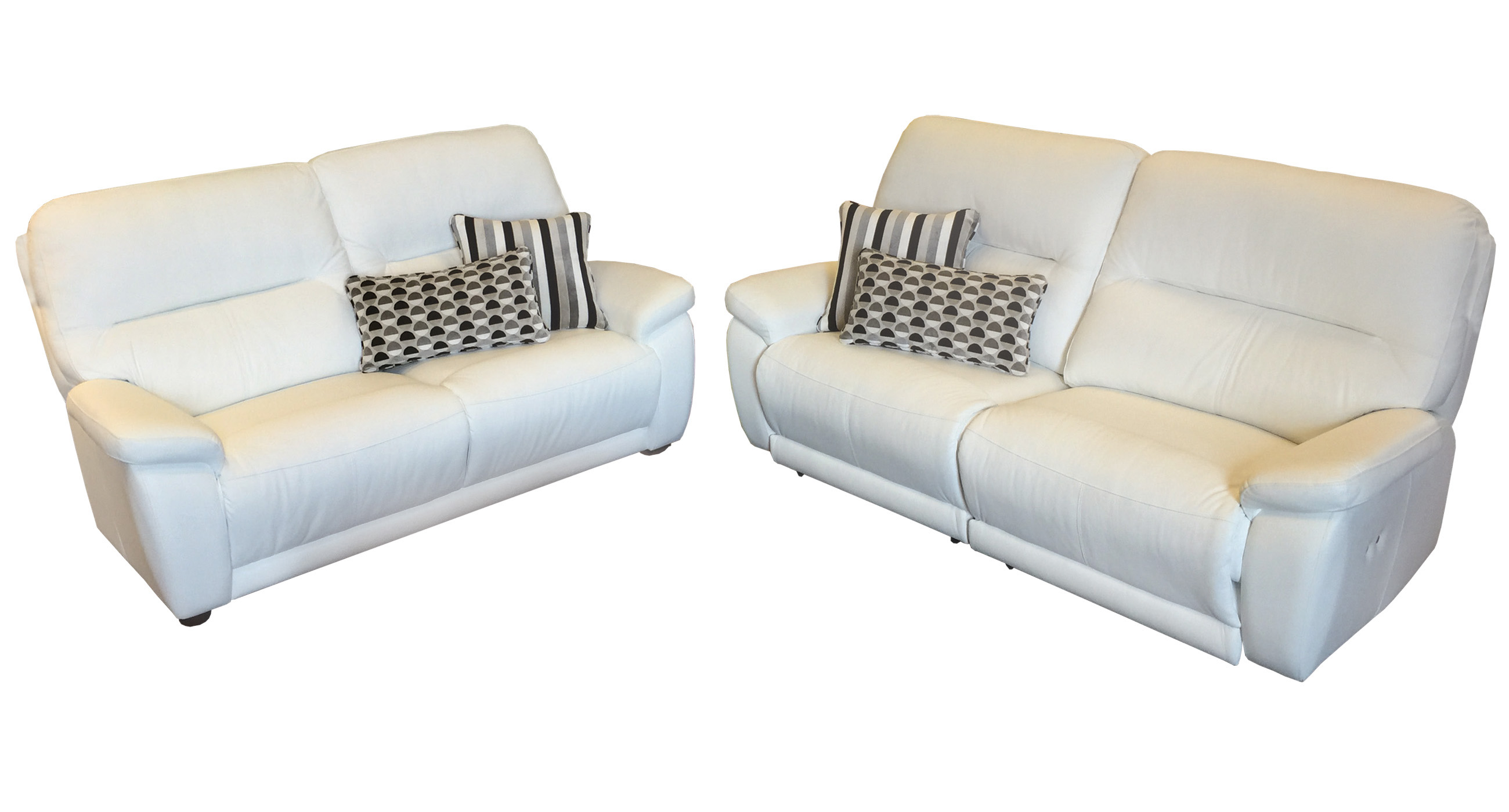 Hudson Reclining Sofa and Chairs