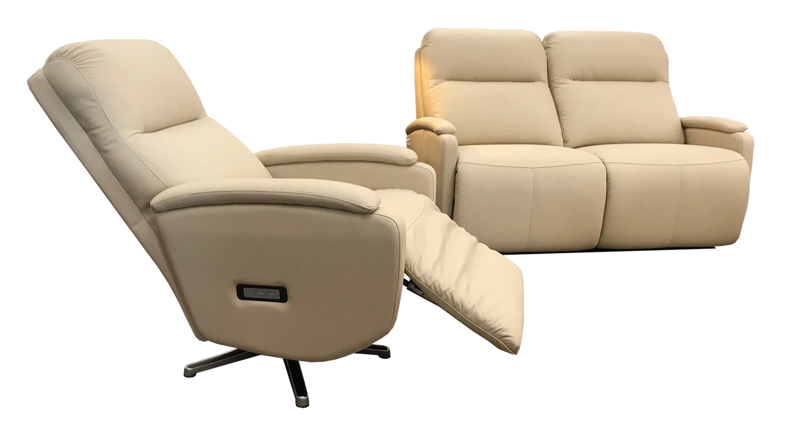 Klein Reclining Sofa and Chairs