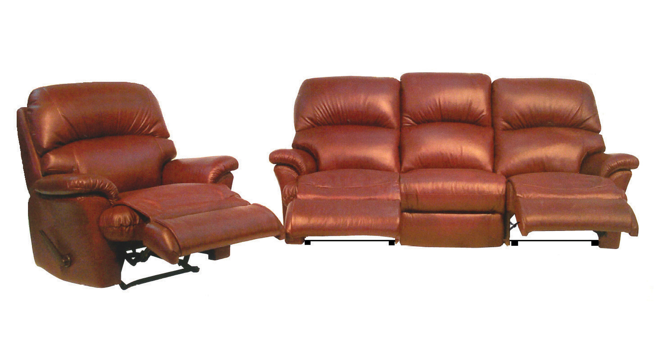 Latrobe Reclining Sofa and Chairs