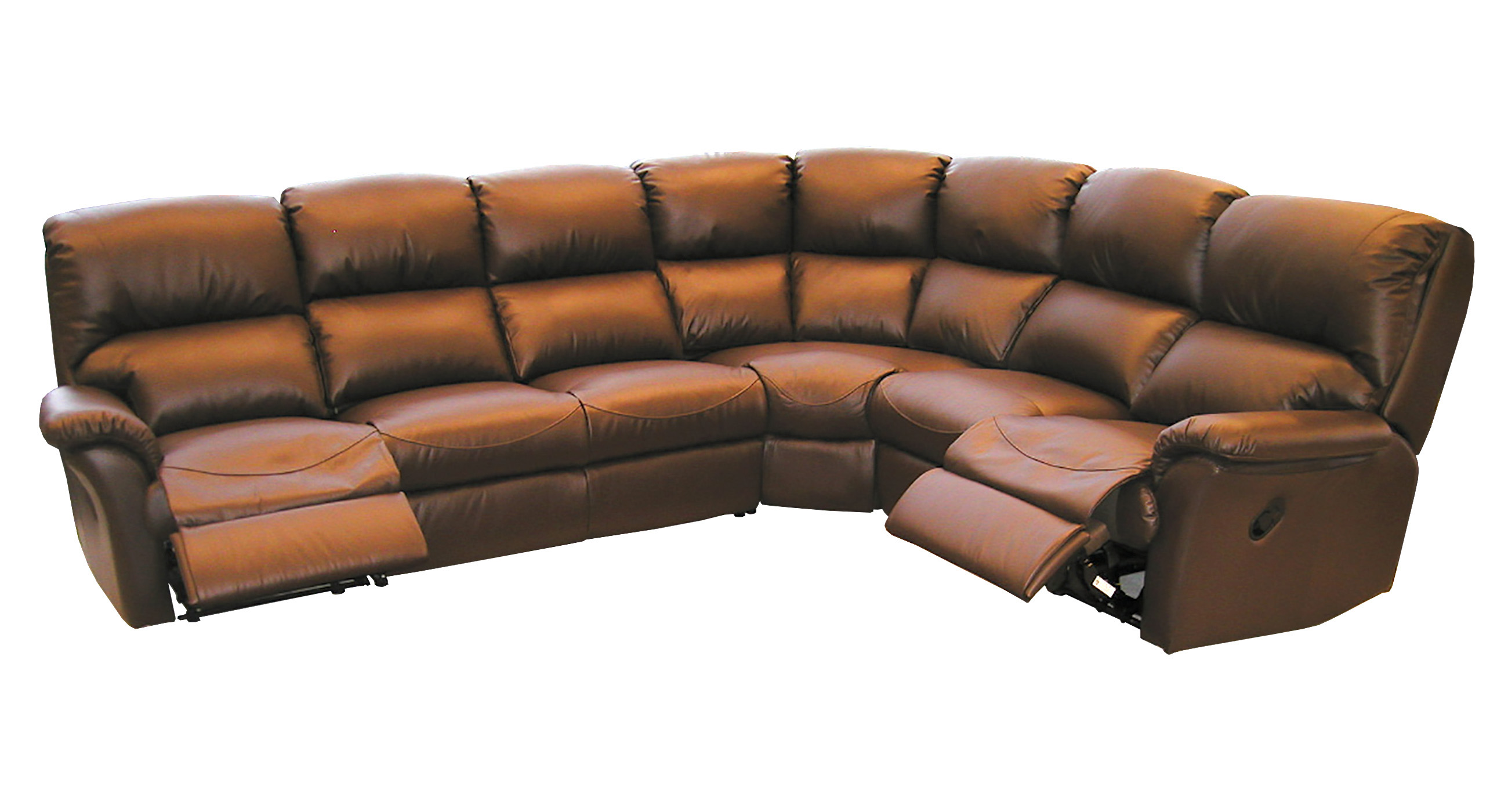 Mitcham Reclining Corner Sofa and Chairs