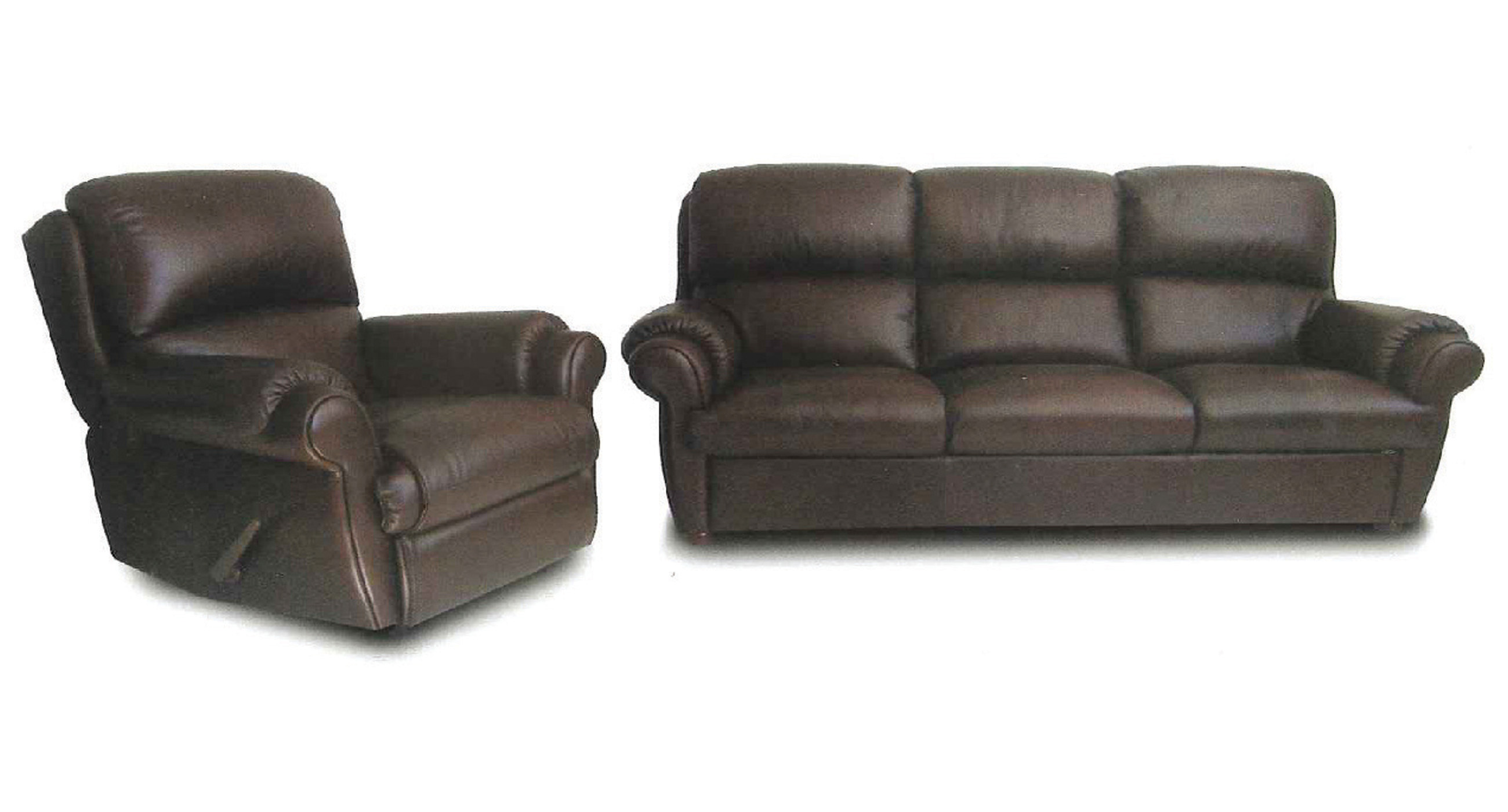 Opal Reclining Sofa and Chairs